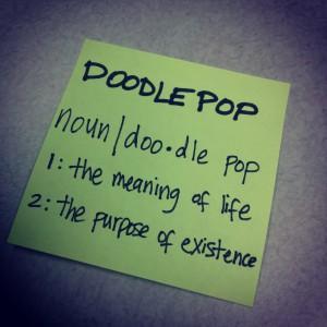 doodlepopdefinition