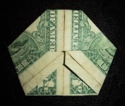 Money Peace Sign